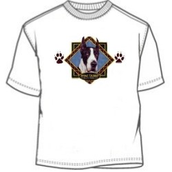Harlequin Great Dane T-Shirt