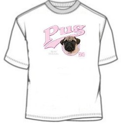 Pug Dog BreedT-Shirt