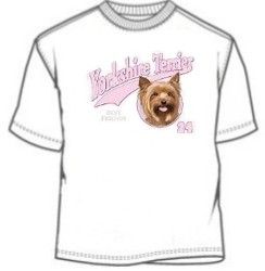 Yorkshire Terrier Dog Breed T-Shirt