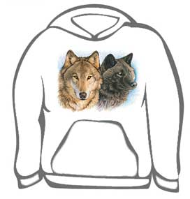 Wolves Pair of Tee
