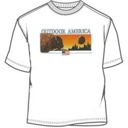 Outdoor America Buffalo T-Shirt