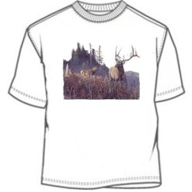 Grazing Elk T-Shirt