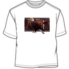 Cliff eagle tee shirt