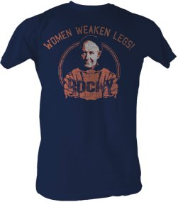 Women Weaken Legs Rocky Shirts