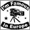 I'm Famous In Europe Porn Movie Tees