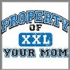 Novelty Sex Property Of Your Mom