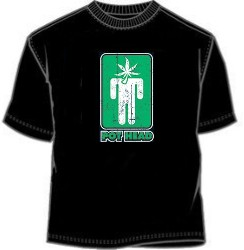 Consumer Initiative with Weed T-Shirts