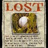 Lost Golf Ball T-Shirt