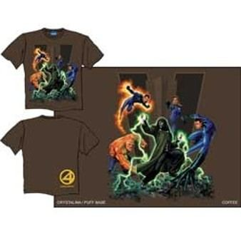 Fantastic Four Dr. Doom t-shirt