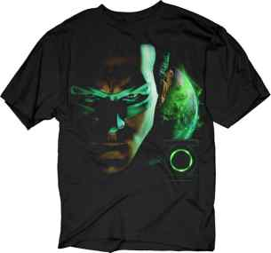 Superhero Logo Green Lantern T-Shirt