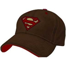 Superman Hats - Superman Baseball Cap e360b039422