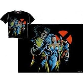 The X-Men Wolverine, Cyclops, and Storm T-Shirt