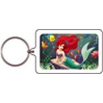 Disney Little Mermaid Ariel Keychain