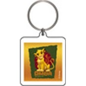 Disney The Lion King Simba Keychain