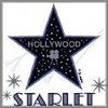 Hollwood starlet spaghetti strap tank top