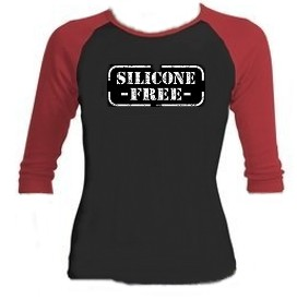 Big Breasts Silicone Free T-Shirt