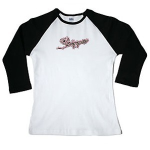 Stripper 3/4 Length Raglan T-Shirt