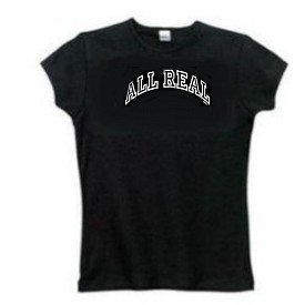Women's Big Breasts All Real Tees