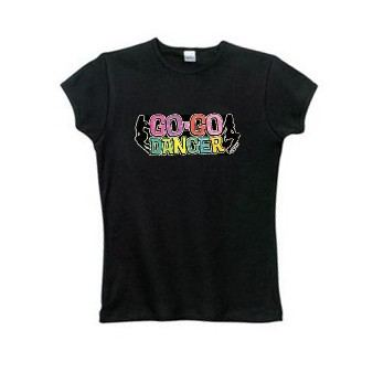 Women's Go Go Dancer T-Shirt