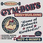 Hard Bodies, Big Biceps, Iron Butts - Hit the Gym!