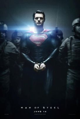 The Man of Steel Movie