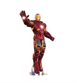 Iron Man Cutout
