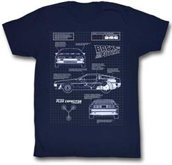 Back To The Future Shirts