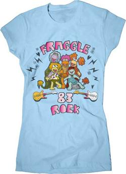 Fraggle Rock Tees