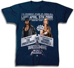 Undertaker WWE Tee Shirts