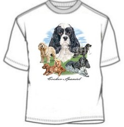 Dog Breed Cocker Spaniel tees