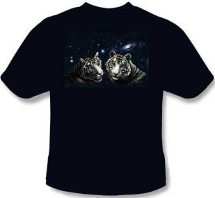 White Tiger Tee Shirt