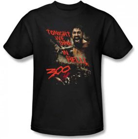 300 Movie T-Shirt