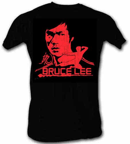 bruce lee t shirt. Black Bedroom Furniture Sets. Home Design Ideas