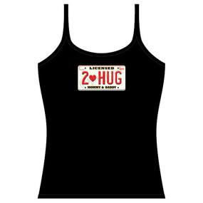 Strap Tank Top - Licensed to Hug Mommy