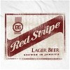 Red Stripe Logo Tshirt