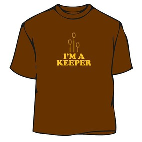 I Am A Keeper T-Shirt