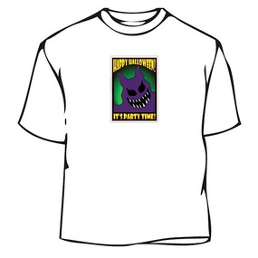 Halloween Party Invite T-Shirt