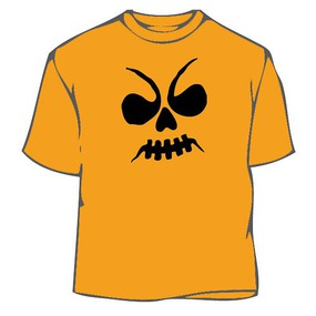 Scary Halloween Ghoul T-Shirt