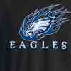 Philadelphia Eagles Long Sleeve Flame Logo