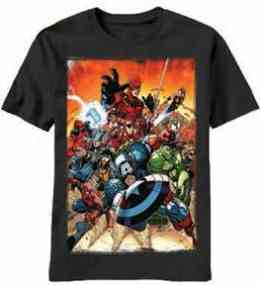 Marvel Zombies Cover 1 T-Shirt