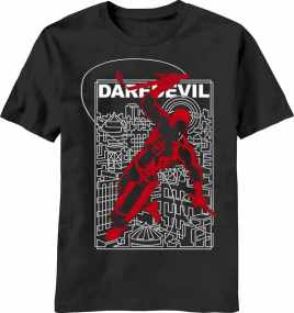 Daredevil Shirts