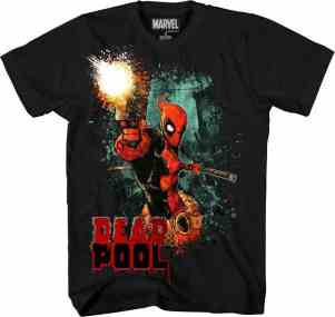 Leap Deadpool T-Shirt