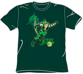 Green Double Green Arrow T-Shirt
