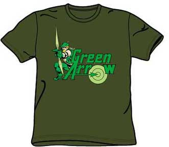 Green Arrow Tee