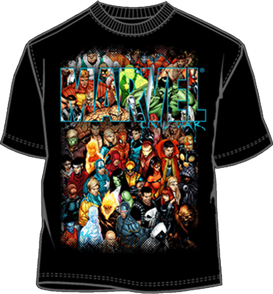 'http://www.teesnthings.com/productimages/superhero/incredible-hulk-t-shirts/marvel-group-shot-tee-shirt-detail.jpg' from the web at 'http://www.teesnthings.com/productimages/superhero/incredible-hulk-t-shirts/marvel-group-shot-tee-shirt-detail.jpg'