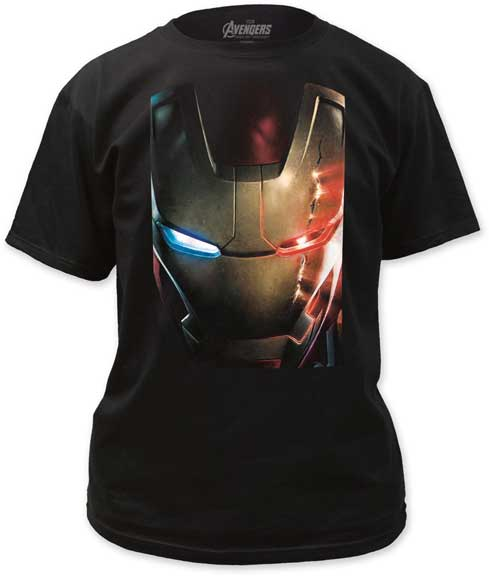 classic iron man t shirt ebay. Black Bedroom Furniture Sets. Home Design Ideas