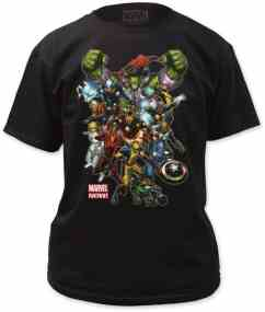 Cover 1 Marvel Zombies T-Shirts