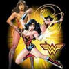 Wonder Woman Montage Tee Shirt