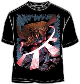 The X-Men Gambit Shirt