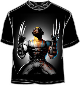 Why Me Wolverine Tees
